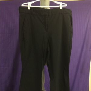 Lane Bryant regular stretch fit pants EUC
